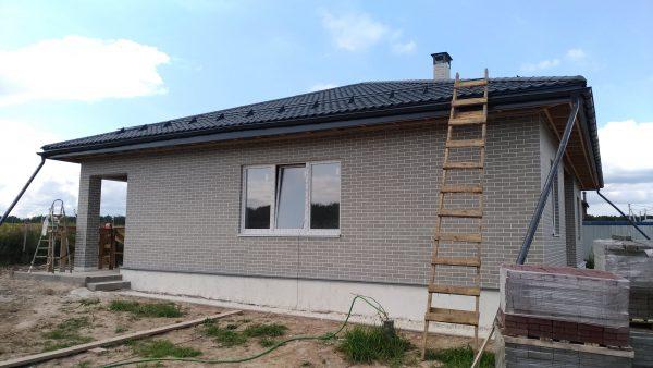 фасад АМК 201 светло серый